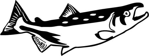 Salmon images clipart svg library stock 72+ Salmon Clip Art | ClipartLook svg library stock