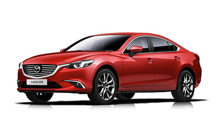 Saloon car clip art royalty free library New Mazda 6 Saloon Cars | Motorparks clip art royalty free library