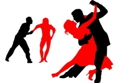 Salsa dancing clipart jpg black and white stock Free Free Salsa Cliparts, Download Free Clip Art, Free Clip ... jpg black and white stock