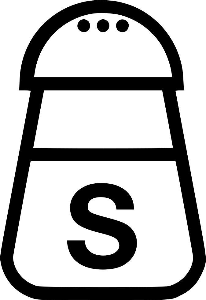 Salt icon clipart clipart library Salt Svg Png Icon Free Download - Salt Icon Png ... clipart library