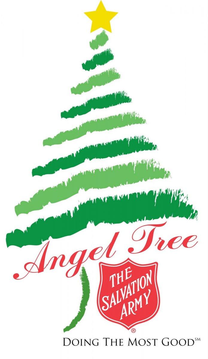 Salvation army angel tree clipart jpg Angel Tree - B97 :: Today\'s Best Music jpg