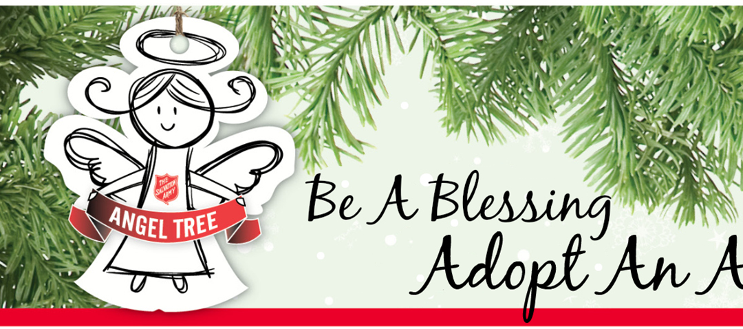Salvation army angel tree clipart clipart freeuse stock The Angel Tree is Ready! - Incredible Pizza Company - Enjoy ... clipart freeuse stock