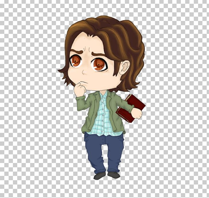 Sam winchester clipart clip art royalty free Sam Winchester Dean Winchester Castiel Chibi Drawing PNG ... clip art royalty free