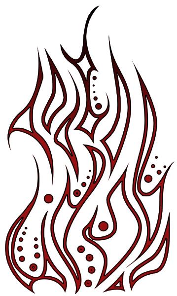 Sama clipart clip art free library Tribal flame by toast-sama on Clipart library - Clip Art Library clip art free library