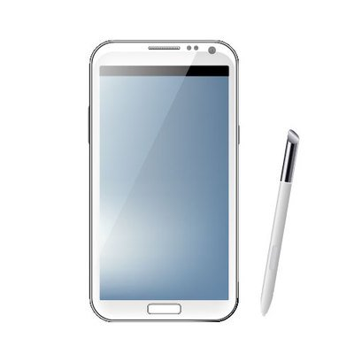 Samsung galaxy clipart images jpg freeuse download Free Samsung Galaxy Note2 & Touch Pens Clipart and Vector ... jpg freeuse download
