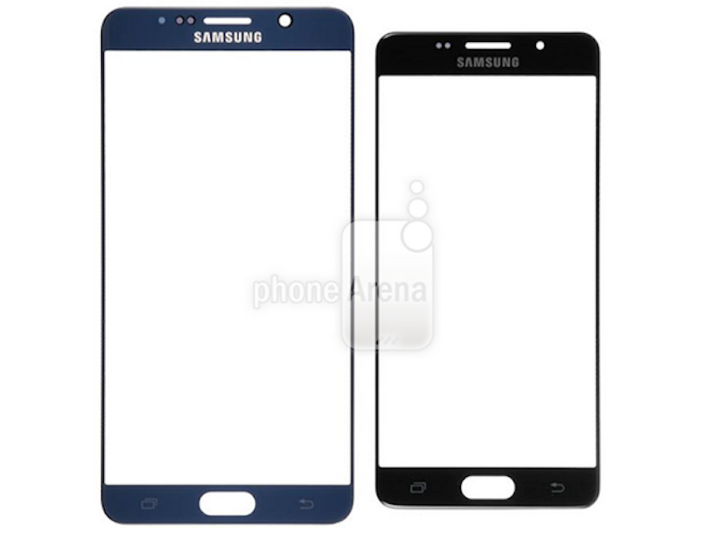 Samsung galaxy s7 clipart clipart royalty free Samsung Galaxy S7 Front Panel Leaks And Gets Compared With ... clipart royalty free