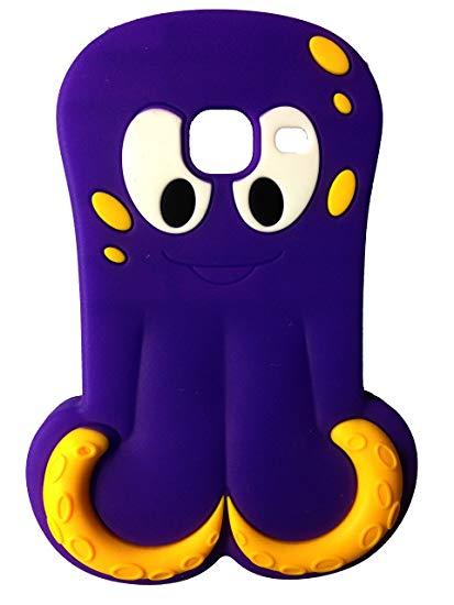 Samsung galaxy y clipart graphic download Amazon.com: SKS Distribution Purple Octopus / Squid Soft ... graphic download