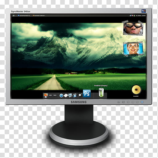 Samsung monitor clipart graphic royalty free library Samsung Monitor PSD file, silver Samsung LED monitor ... graphic royalty free library