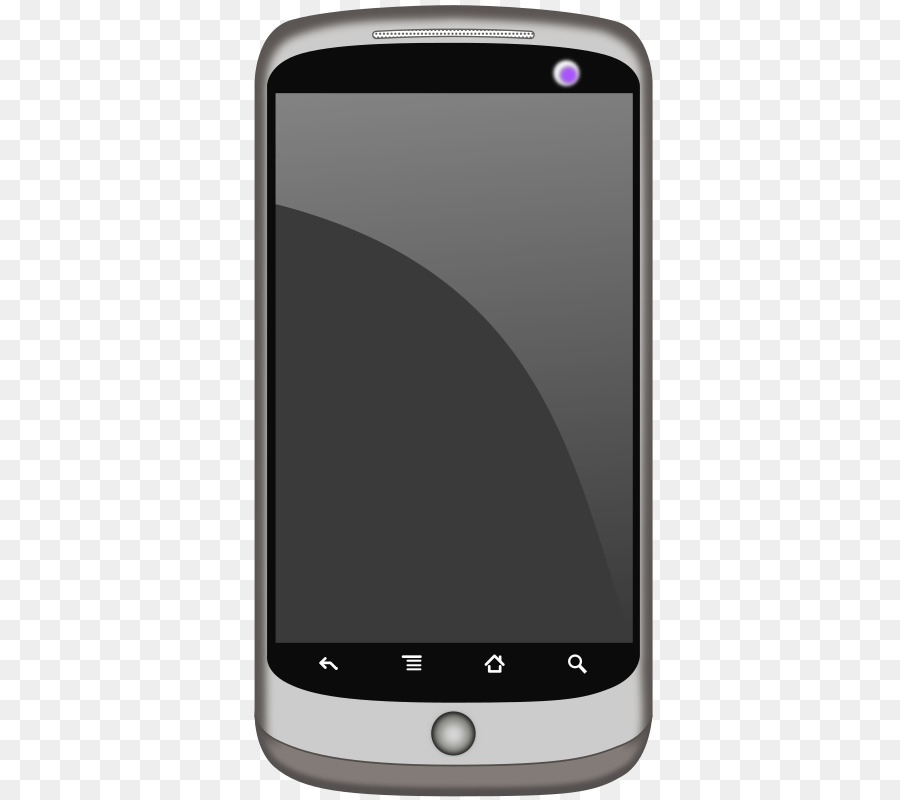 Samsung smartphone clipart vector black and white download Android Phone clipart - Smartphone, Iphone, Telephone ... vector black and white download