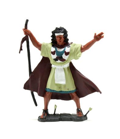 Samuel the lamanite clipart clipart free Samuel the Lamanite Figurine - Small clipart free