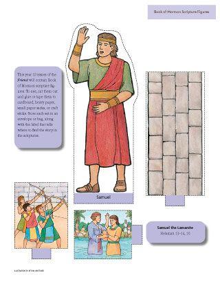 Samuel the lamanite clipart clip art black and white Book of Mormon scripture figures, Samuel the Lamanite   Book ... clip art black and white