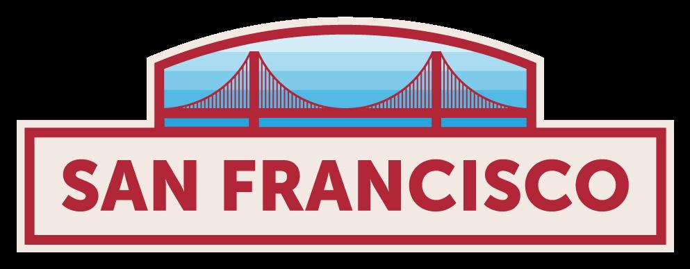 55. San Francisco, CA on Behance clipart freeuse stock