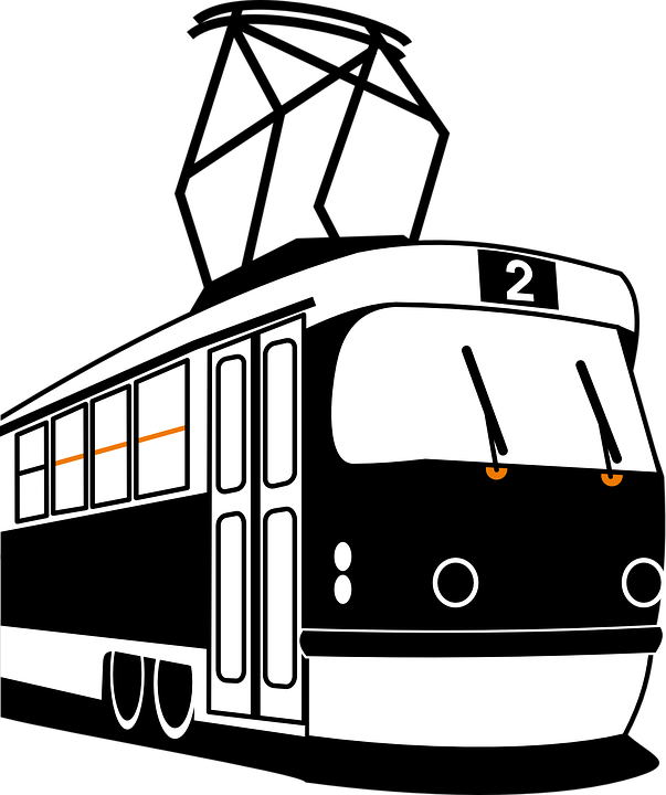 Clipart train trolley - Graphics - Illustrations - Free Download on ... graphic freeuse