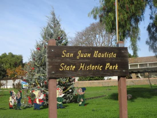 San juan bautista state historic park clipart clip art stock San Benito County Parks clip art stock