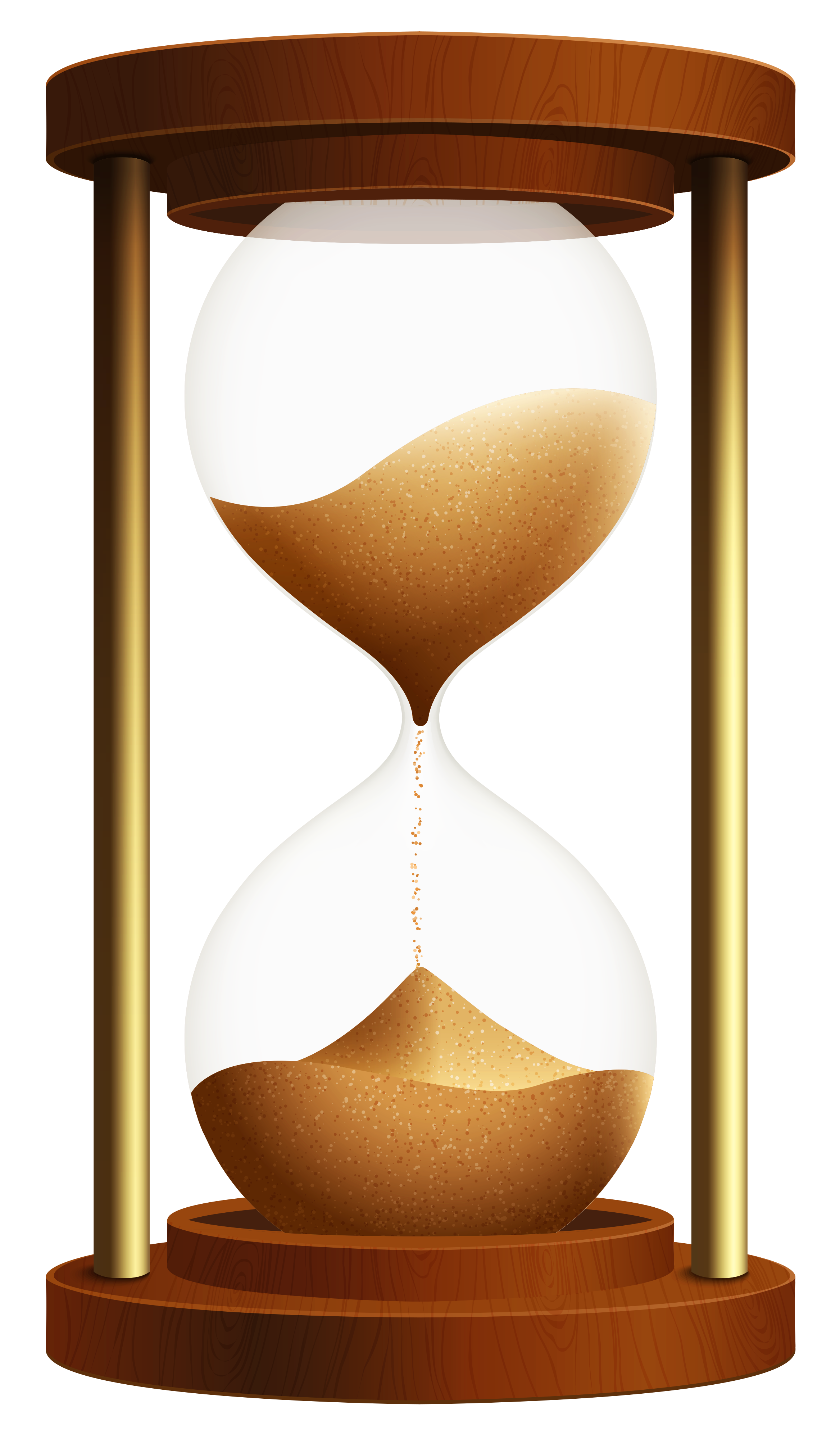 Sand timer clipart picture royalty free download Sand Clock PNG ClipArt - Best WEB Clipart picture royalty free download