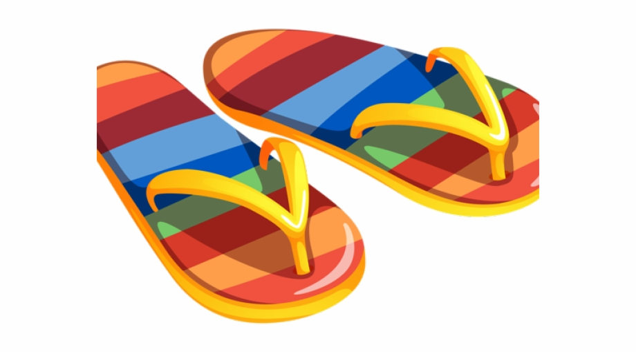 Sandas clipart svg library stock Beach Sandals Clip Art, Transparent Png Download For Free ... svg library stock