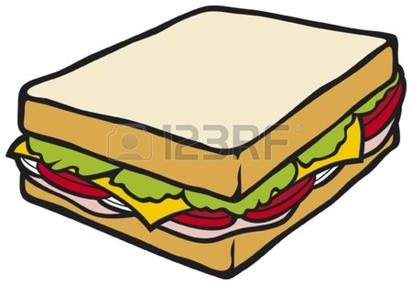 Sandwhich clipart clip art royalty free Cheese sandwich clipart - Clipart Collection | Grilled ... clip art royalty free