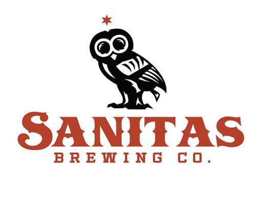 Sanitas logo clipart png download Sanitas Brewing Co. png download
