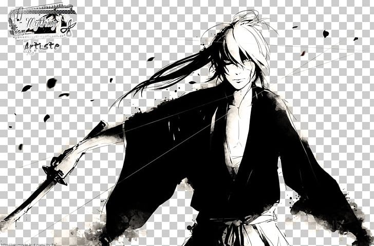 Sanosuke sagara clipart svg black and white download Kenshin Himura Sanosuke Sagara Rurouni Kenshin Manga Samurai ... svg black and white download