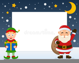Santa and elves clipart jpg download Free Santa Elves Clipart   Free Images at Clker.com - vector ... jpg download