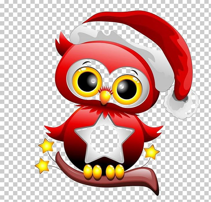 Santa and owls clipart royalty free download Baby Owls Santa Claus Puppy PNG, Clipart, Animals, Baby Owls ... royalty free download