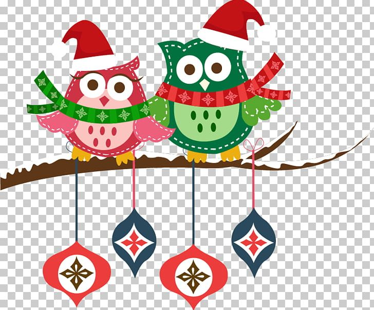 Santa and owls clipart graphic black and white library Santa Claus Owl Christmas PNG, Clipart, Animals, Area, Beak ... graphic black and white library