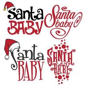 Santa baby clipart transparent stock Santa Baby - Clip Art Library transparent stock