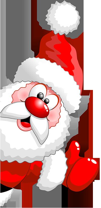Santa cat clipart clip black and white download tubes noel / pere noel | Pinterest | Noel, Santa and Natal clip black and white download