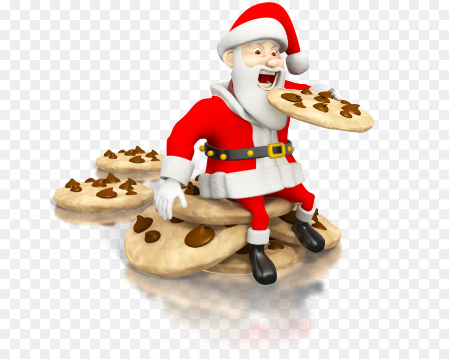 Santa claus eating clipart clip library download Santa Claus Cartoontransparent png image & clipart free download clip library download