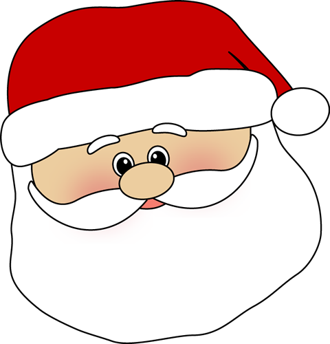 Santa claus face clipart graphic black and white stock Free Santa Face, Download Free Clip Art, Free Clip Art on ... graphic black and white stock