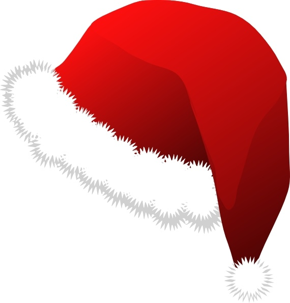 Santa claus hat clipart free vector royalty free download Santa Claus Hat clip art Free vector in Open office drawing ... vector royalty free download