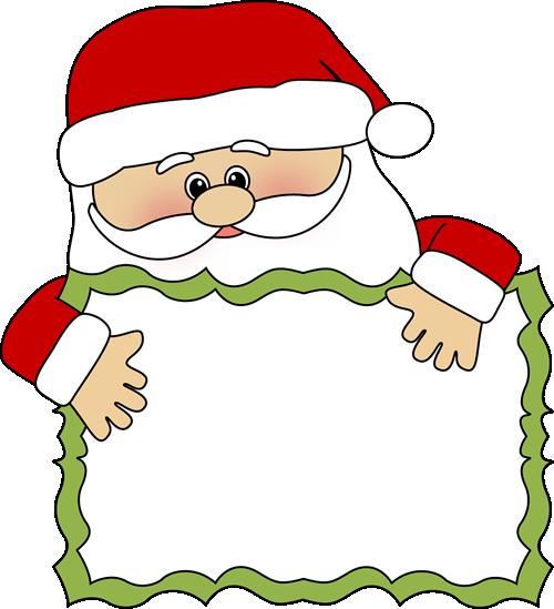 Santa claus list clipart clipart library List to santa clipart - ClipartFest clipart library