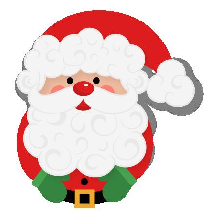Santa claus volcano clipart png transparent download Santa Claus SVG scrapbook cut file cute clipart files for ... png transparent download