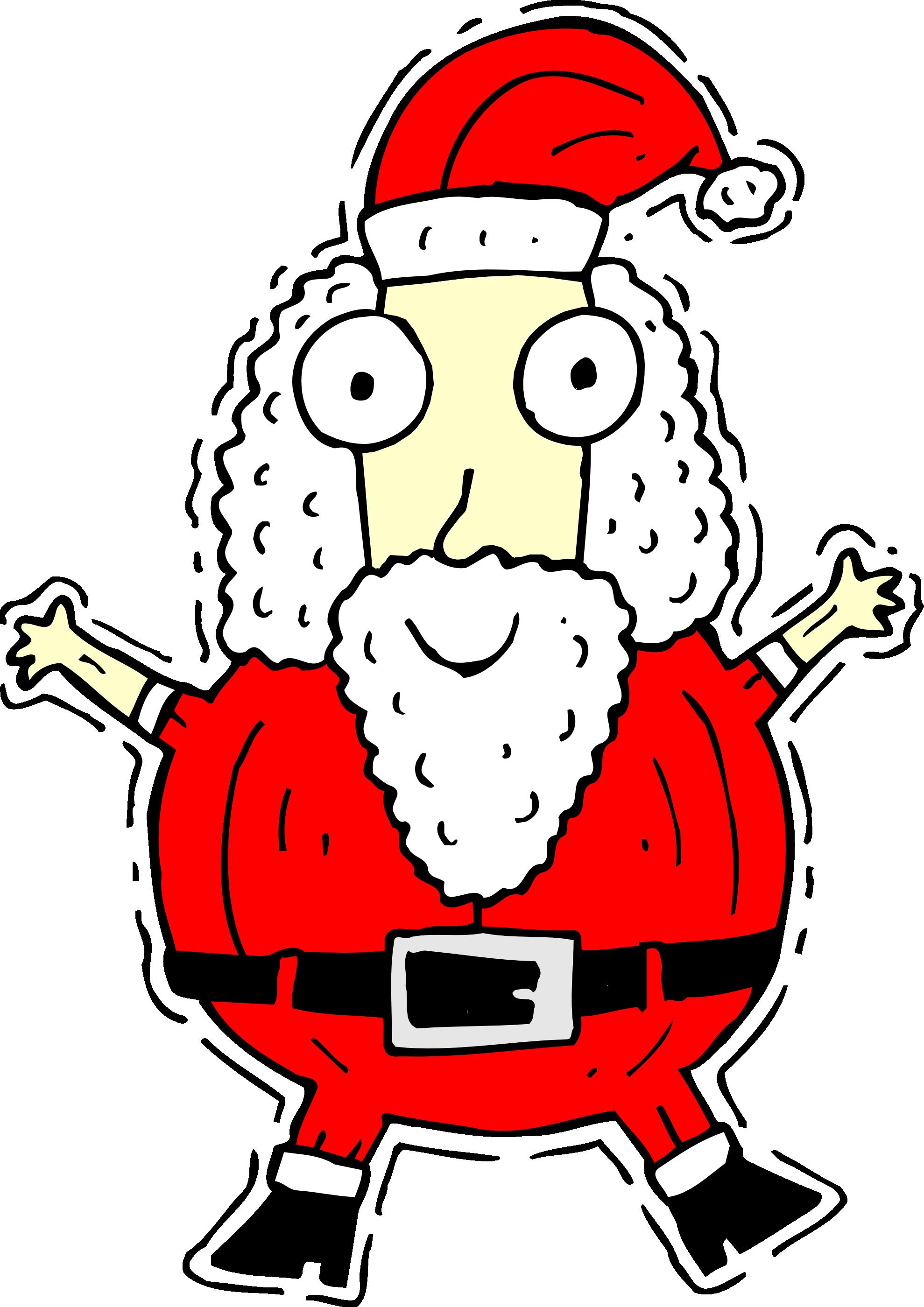 Santa clipart svg vector transparent download Santa Claus Clipart | Free Download Clip Art | Free Clip Art | on ... vector transparent download