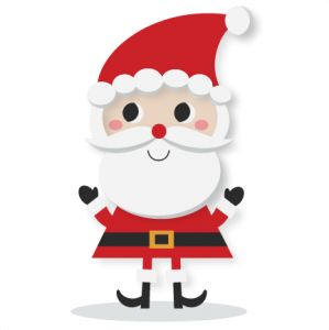 Santa clipart svg download Santa SVG | SCRaPBooKiNG CLiP aRT | Pinterest | Cutting files ... download