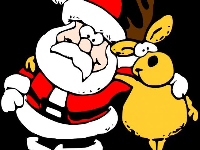 Santa clipart svg png free stock christmas parade clip art 11954455771165812125zeimusu santa and ... png free stock