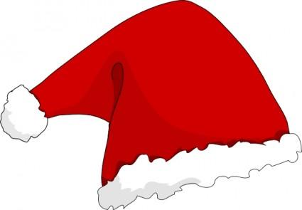 Santa clipart svg svg Santa hat clipart svg - ClipartFest svg