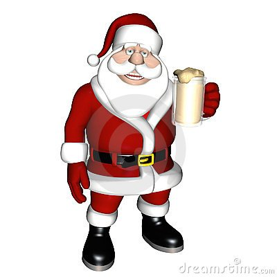 Santa drinking clipart clipart library library Santa drinking clipart 8 » Clipart Portal clipart library library