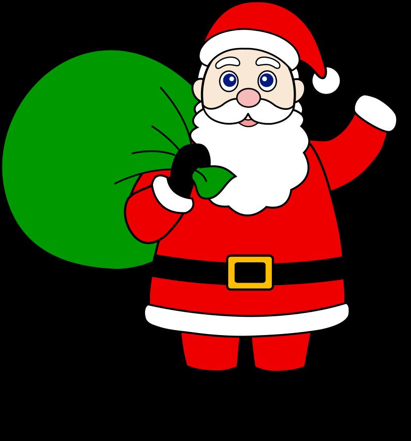 Santa eating pizza clipart jpg free stock Free Santa Beer Cliparts, Download Free Clip Art, Free Clip ... jpg free stock