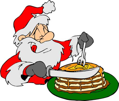 Santa eating pizza clipart clipart free library Eating Pizza Clipart - Clip Art Library clipart free library