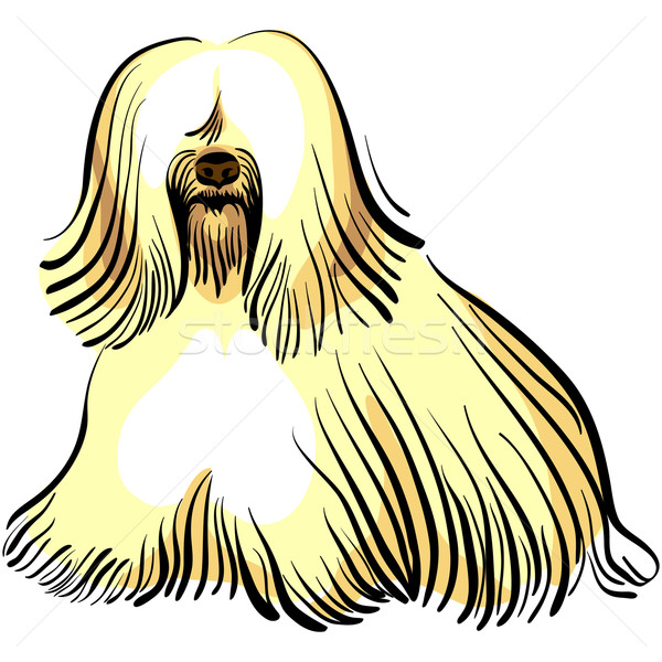 Santa hairy puppy clipart royalty free Puppy, Illustration, Nose, Head, Font, Art, Wildlife ... royalty free