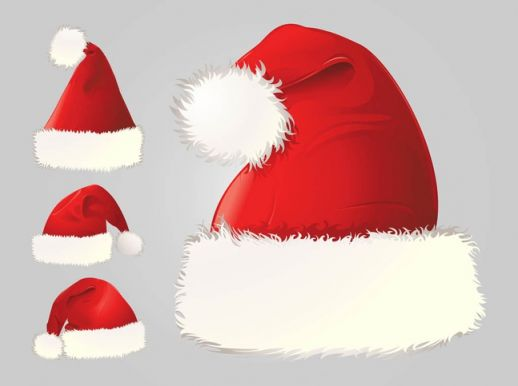 Santa hat clipart mint vector royalty free Santa hat clipart pdf - ClipartFox vector royalty free
