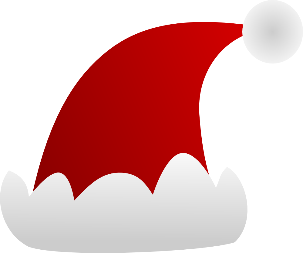 Santa hat clipart svg picture royalty free download clipartist.net » Clip Art » Santa Cap clipartsy.com SVG picture royalty free download