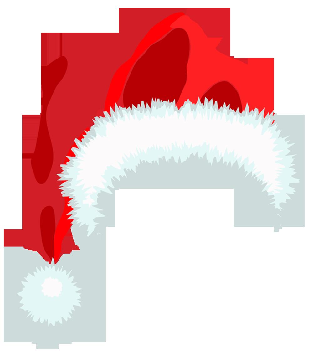 Santa hat clipart svg vector royalty free library Santa hat clipart svg - ClipartFest vector royalty free library
