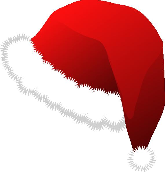 Santa hat clipart svg clip art royalty free Santa Claus Hat Clip Art at Clker.com - vector clip art online ... clip art royalty free