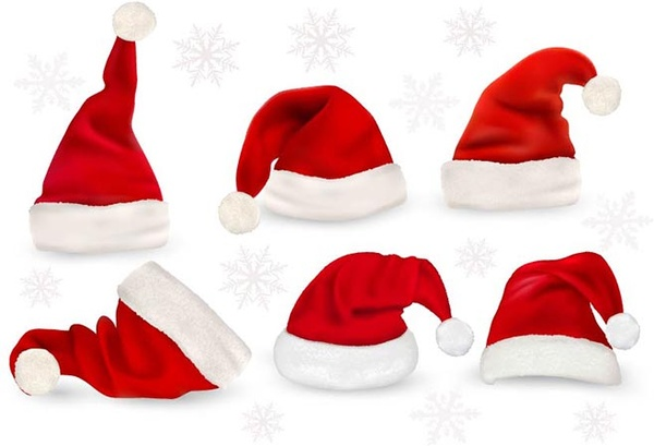 Santa hat clipart svg image royalty free Santa hat free vector download (1,811 Free vector) for commercial ... image royalty free