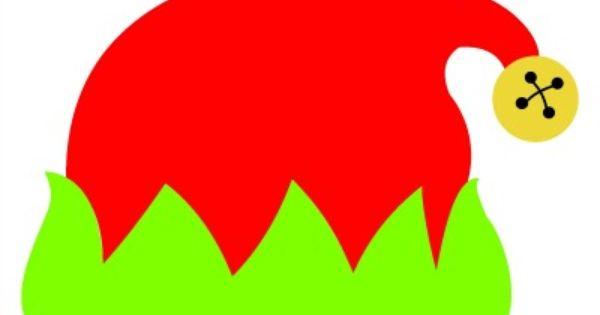 Santa hat clipart svg banner download Santa Hat Monogram Topper SVG | SVG's and More | Pinterest ... banner download