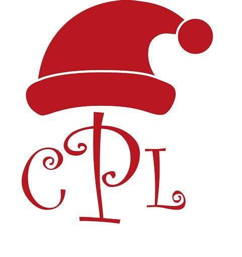 Santa hat clipart svg picture freeuse download Santa Hat Monogram Vinyl Decal | {Merry Christmas Baby ... picture freeuse download