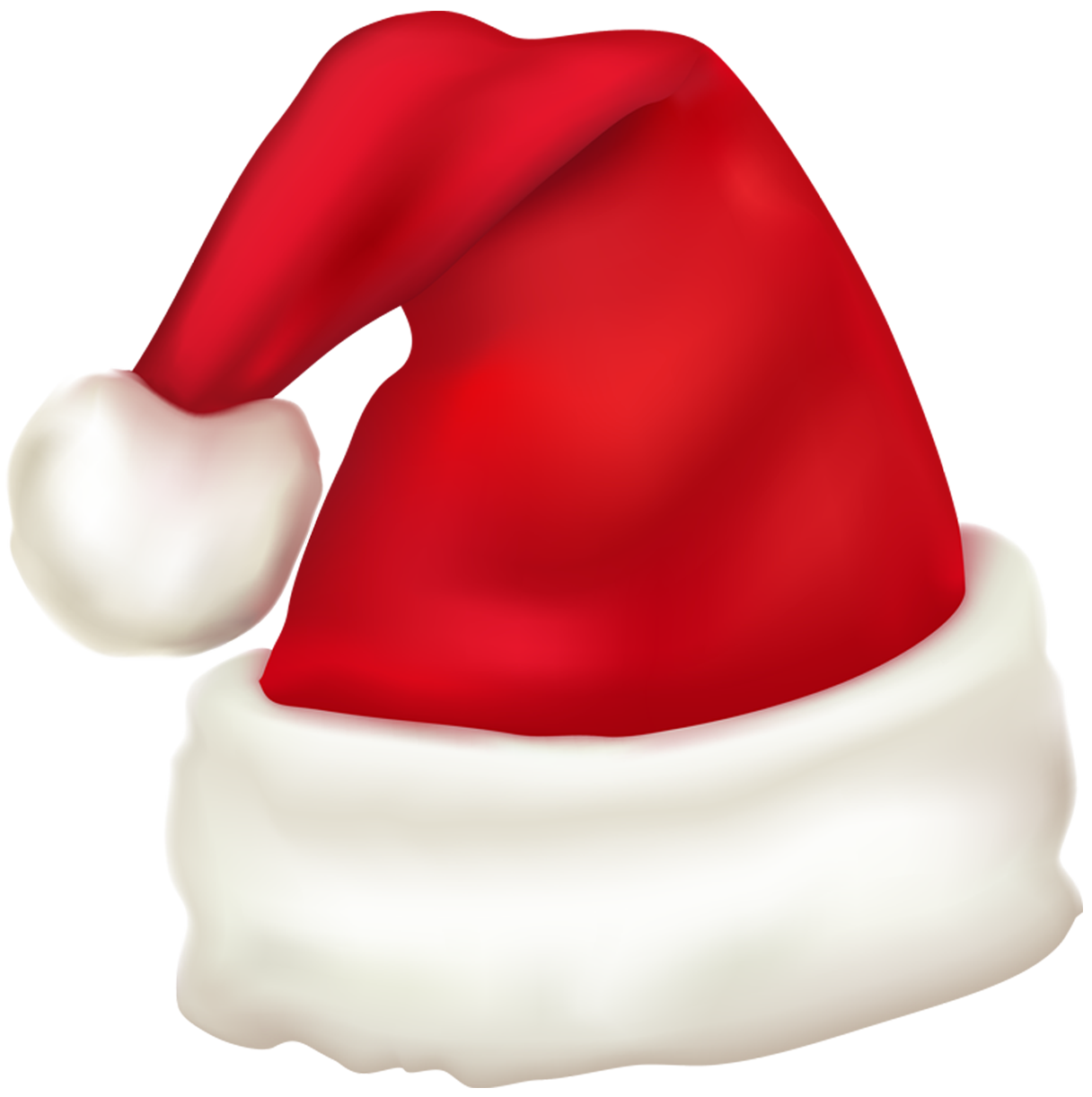 Santa hat clipart transparent background jpg Santa Hat Png Transparent Background Christmas jpg
