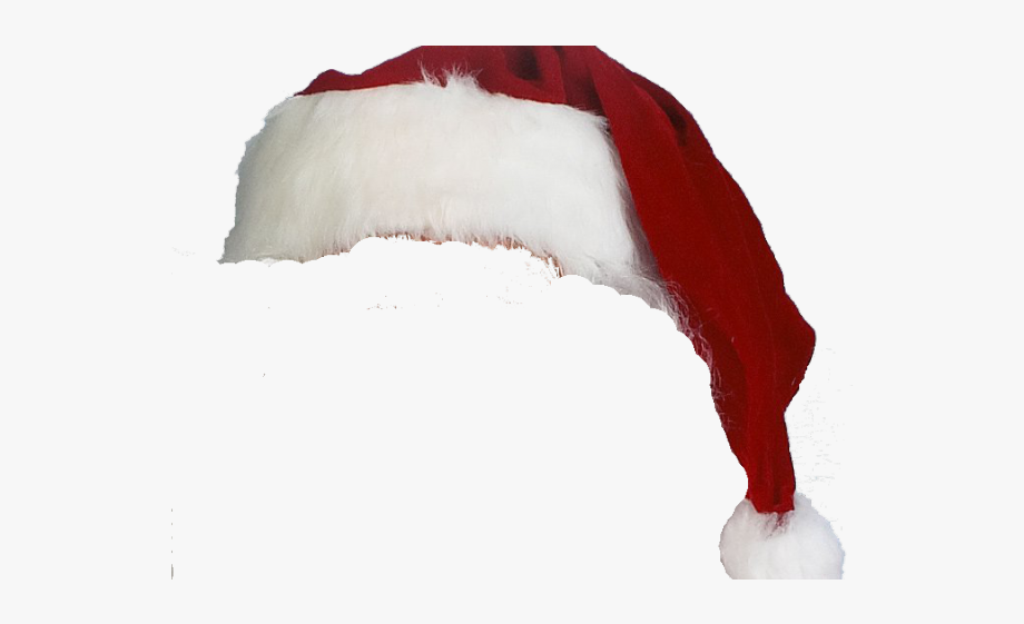 Santa hat clipart transparent background svg free stock Santa Hat Clipart Gold - Transparent Background Santa Hat ... svg free stock